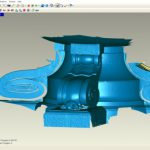 Feb 2015 - Here is the scan of the volute and the base of the fountain