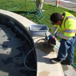 Clay_DrainingRainWaterToSewerWithPump_12Feb2015_s_4953