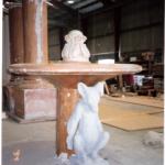 Ftn_1996-04_DuraArt_Bear_UpperBowl_Finial