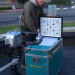 20 Jan 2015 - Setting up the very expensive equipment - scanning must be done after the sun sets