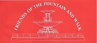 BUMPER STICKER: FOUNTAIN ­ EARLY CONCEPT