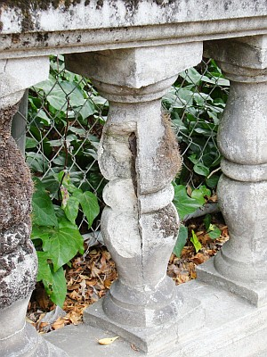 Broken Balustrade