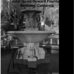 20 Jan 2015 - Scansite came to do 3-D scanning of the art features of the fountain